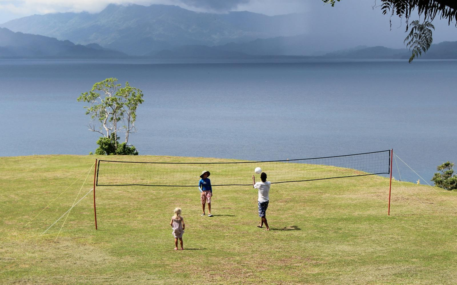 Volleyball | Tavola | Savusavu, Fiji